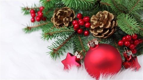 Alleen met Kerst