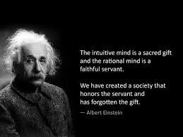 Intuitie of instinct